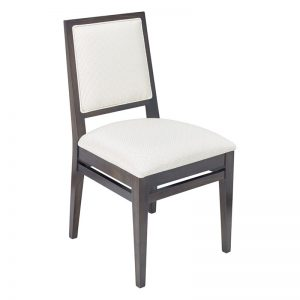 SIT 399UPH Side Chair w/Panel Seat Markham and Toronto commercial seating, Ontario