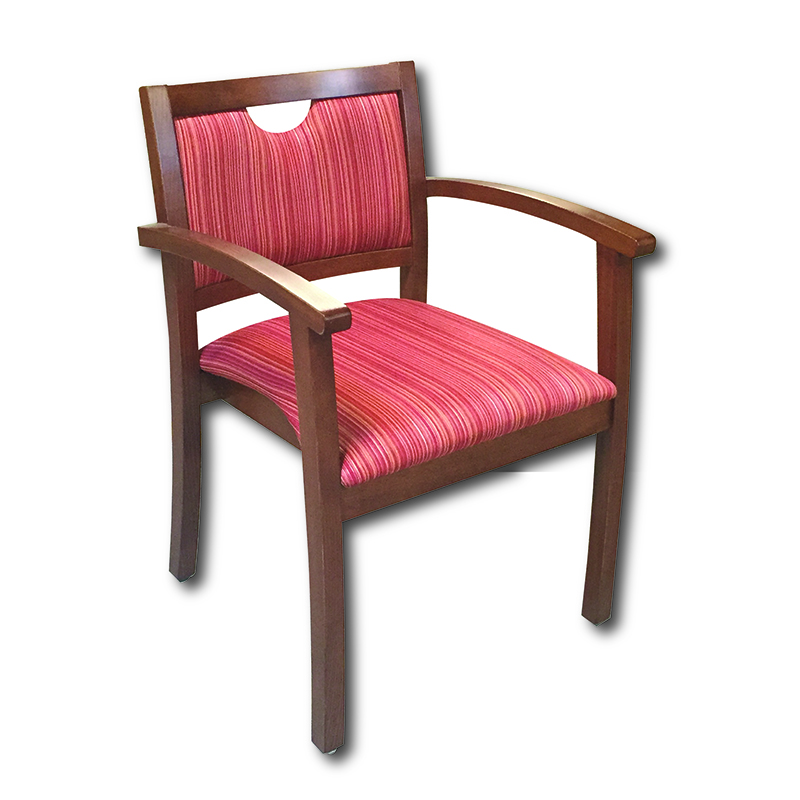 Venus Stacking Arm Chair Markham and Toronto commercial seating, Ontario