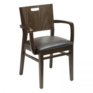 Axtrid Arm Chair Markham and Toronto commercial seating, Ontario