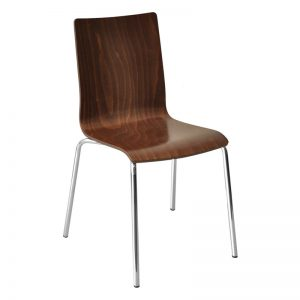 Gladys Wood Shell Chair Markham and Toronto commercial seating, Ontario