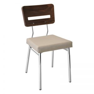Madison Side Chair w/Upholstered Seat Markham and Toronto commercial seating, Ontario