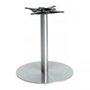 5200 Round Steel Table Base Markham and Toronto commercial seating, Ontario
