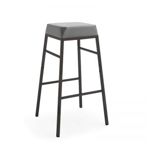 Bess Backless Barstool Markham and Toronto commercial seating, Ontario