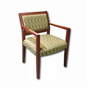 SIL 121 Arm Chair w/Wrapped Seat & Clear Out Markham and Toronto commercial seating, Ontario