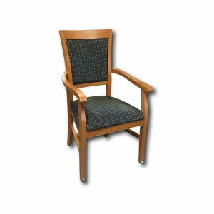 SIT 999/1 Arm Chair w/ Special Front to Back Casters Markham and Toronto commercial seating, Ontario