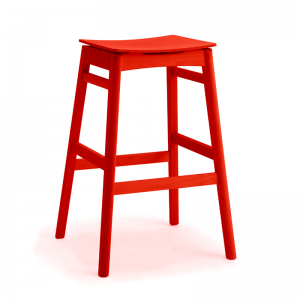 BAXTER BACKLESS STOOL Markham and Toronto commercial seating, Ontario