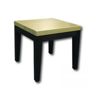 SOLID WOOD END TABLE Markham and Toronto commercial seating, Ontario