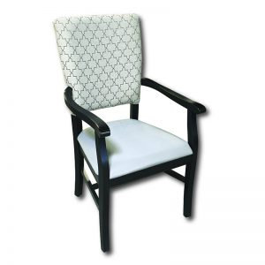 SIT 999/1 Patient Room Arm Chair w/Wrapped Back Markham and Toronto commercial seating, Ontario