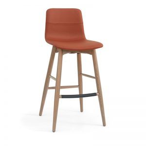 EMMA WOOD BARSTOOL Markham and Toronto commercial seating, Ontario